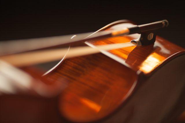 housle - ilustrační snímek
