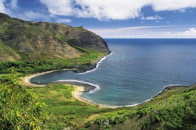 Havajské ostrovy - z knihy cestovatele a dobrodruha Leoše Šimánka | foto: archiv Leoše Šimánka