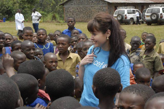 Ředitelka Českého výboru UNICEF Pavla Gomba