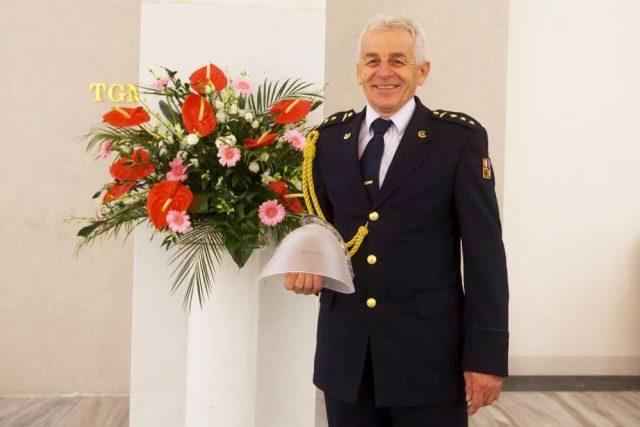 Hasičem roku 2018 je velitel stanice Dvůr Králové nad Labem Zdeněk Šedivka