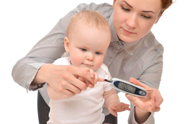 Diabetes u dětí | foto: Fotobanka Profimedia