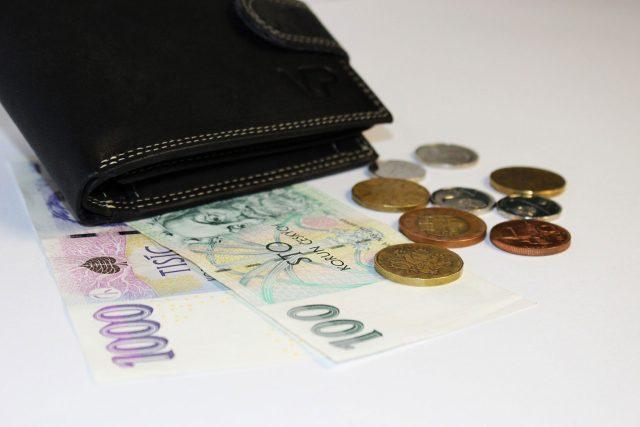 peníze | foto: Fotobanka Pixabay