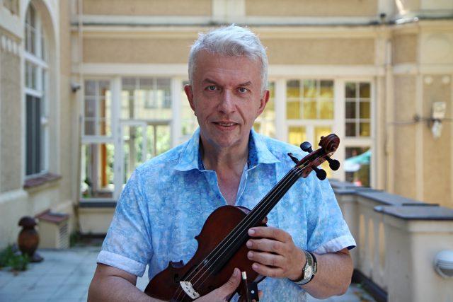 Jaroslav Svěcený | foto: Jana Myslivečková,  Český rozhlas