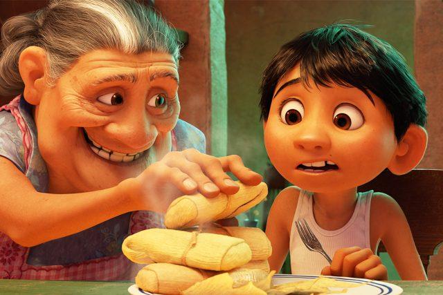 Animovaný film Coco