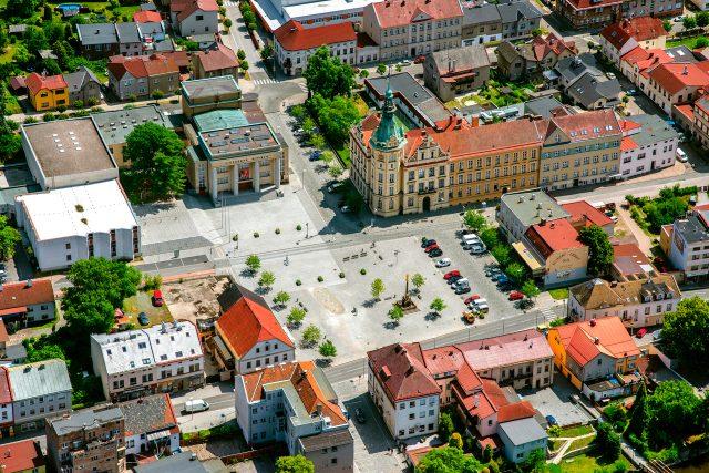 Česko z nebe - Hronov