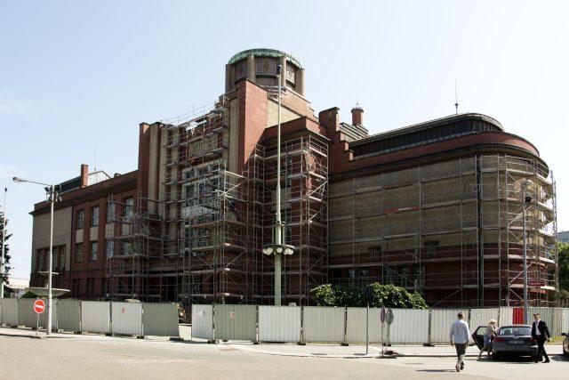 Muzeum východních Čech v Hradci Králové prochází rekonstrukcí