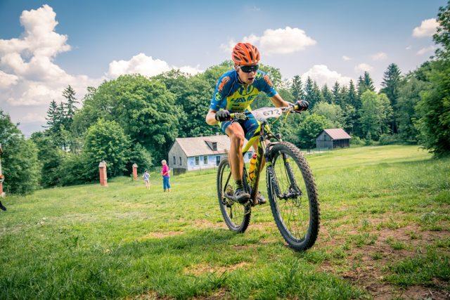 Weber Jičínská 50 - sportovní klání v cyklistice a běhu | foto: archiv závodu Weber Jičínská 50