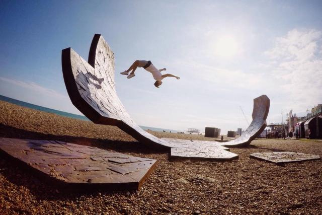 S parkourem můžete procestovat celý svět   foto: archiv Jump N Travel