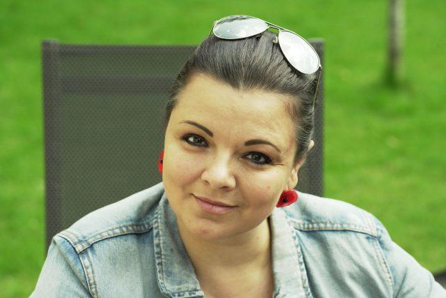 Režisérka, novinářka, kameramanka a scenáristka Silvie Dymáková, držitelka Českého lva a ceny Femina Grande