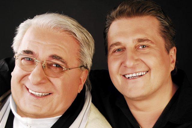 Jiří a Marcel Zmožkovi