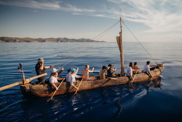 Expedice Monoxylon III | foto: Honza Bartoň
