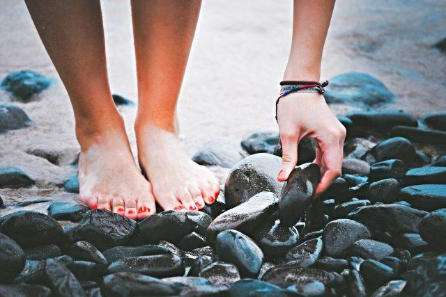 Péče o tělo začíná péčí o naše nohy! Procvičujte své nohy, ony vám to vrátí (ilustrační foto)