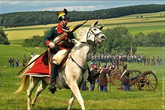 Garda města Hradec Králové pořádá historické vzpomínky na bitvu u Hradce Králové 3. července 1866