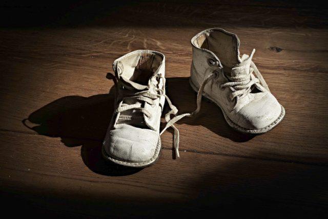 Dětské botičky (ilustrační foto)