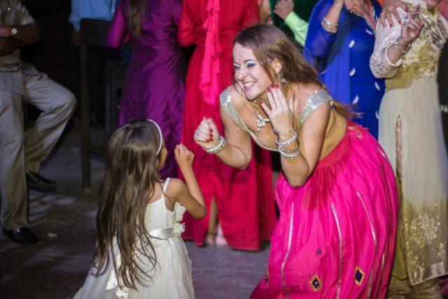 Orientální tanečnice Kateřina Zonygová tančila v Malajsii, Thajsku, Austrálii a také Indii