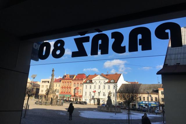 Pasáž 80 - Dvůr Králové nad Labem