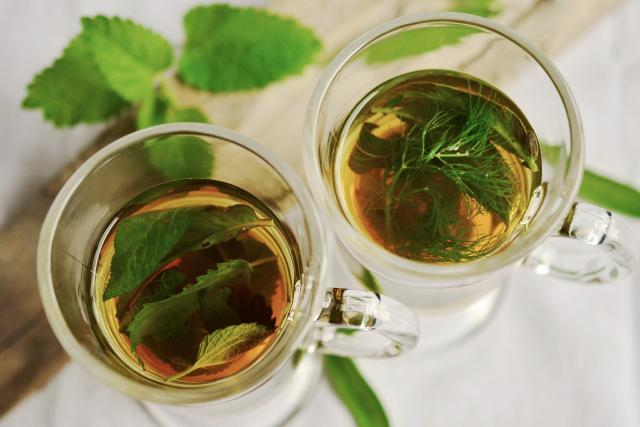 Bylinkový čaj (ilustrační foto)