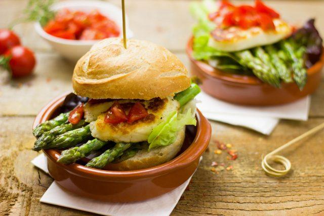 Burgery pro vegetariány jsou ekologické,  etické a také zdravé | foto: Fotobanka Pixabay