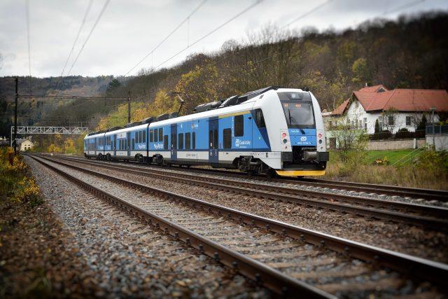 Vlaky a železnice mají určitě budoucnost (ilustrační foto)