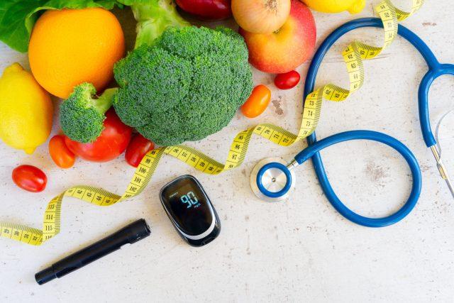 Jídelníček při diabetu  (ilustrační foto)   foto: Fotobanka Profimedia