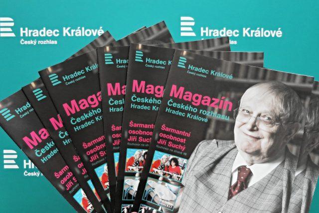 Magazín Českého rozhlasu Hradec Králové | foto: Milan Baják,  Český rozhlas