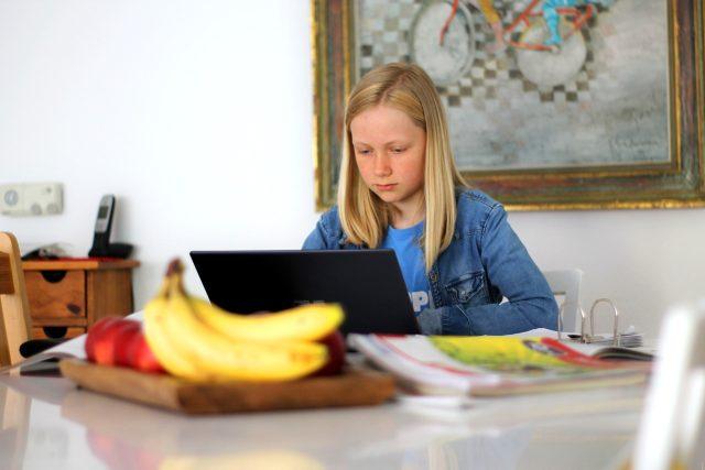 Děti kvůli zavřeným školám čelí závažnějším problémům, než je jen úbytek vědomostí (ilustrační foto)