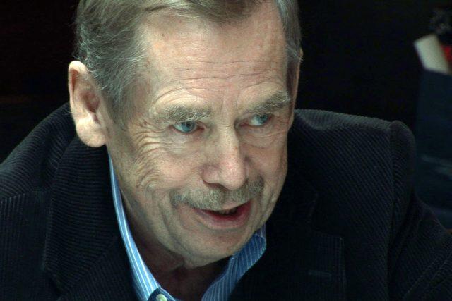 Václav Havel | foto: Petr Jančárek