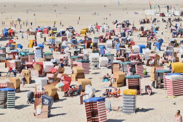 Pláž a dovolená