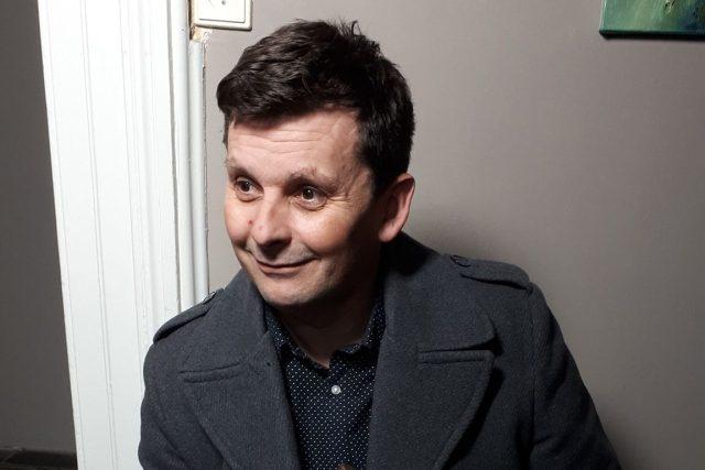 Pavel Novák, scénárista filmu Jedině Tereza