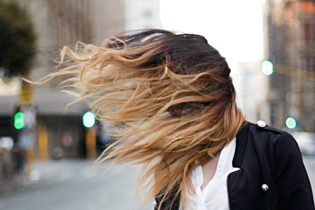 Silná vítr