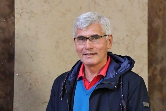 Jiří Beran | foto: Jana Myslivečková,  Český rozhlas,  Český rozhlas