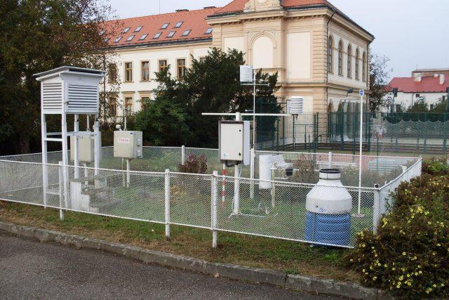 Meteorologové potřebují k předpovědi počasí co nejpřesnější podkladová data  (ilustrační foto)   foto: Český hydrometeorologický ústav