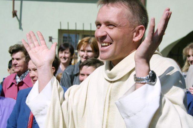 Farář Zbygniew Czendlik | foto: Michal Klíma,  MAFRA,  Profimedia