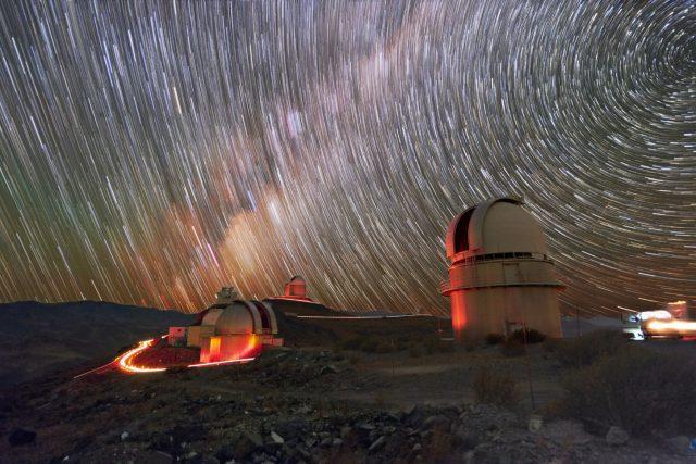 Krásy vesmíru na astrofotografiích Zdeňka Bardona