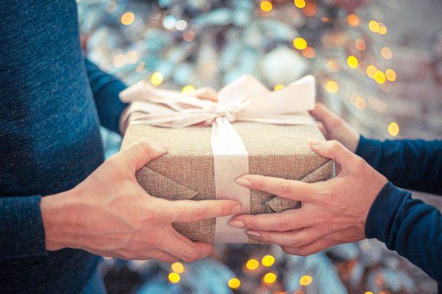 Je to umění přijímat dárky  (ilustrační foto)   foto: Fotobanka Pixabay