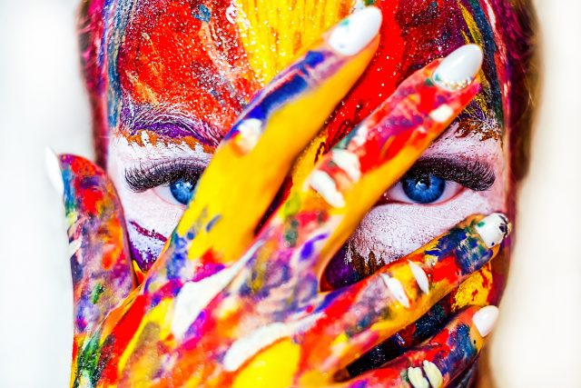 Barevné emoce. Jejich paleta je všude na světe stejná. Liší se jen síla a sytost barev,  říká Jiří Kastner  (ilustrační foto) | foto: Fotobanka Pixabay