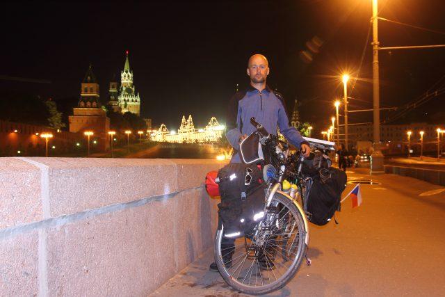 S bicyklem na cestách - Moskva   foto: Ivo Janeček