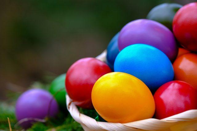 Velikonoce,  velikonoční vajíčka | foto: Fotobanka Pixabay