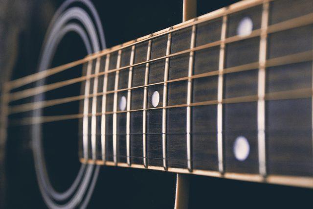 kytara | foto: Fotobanka Pixabay