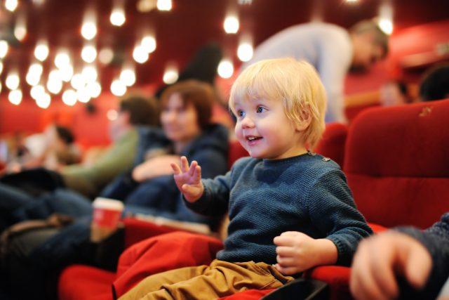 Dětské představení (ilustrační foto)