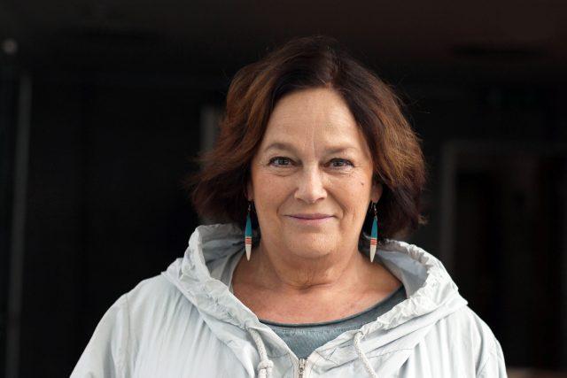 Jitka Smutná, herečka a moderátorka