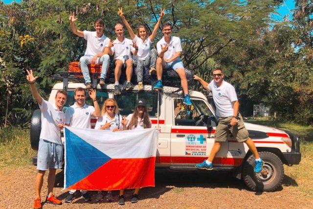 Česká klinika Itibo v africké Keni