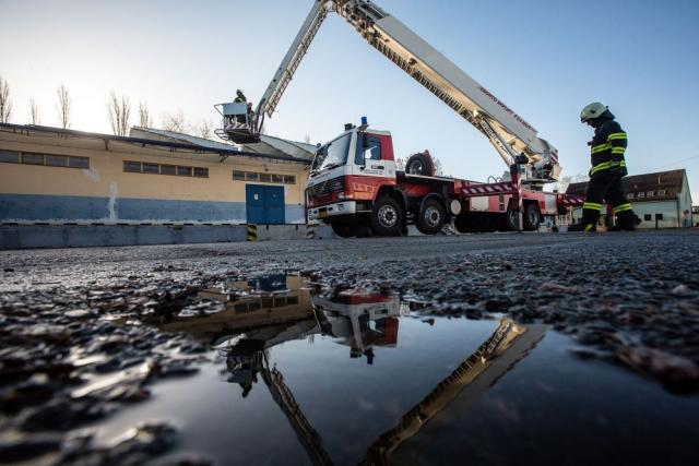 V roce 2019 zasahovali hasiči v Královéhradeckém kraji u 7219 událostí