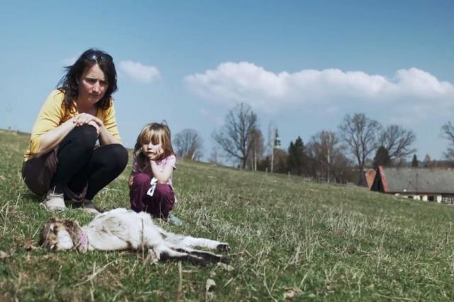 Natáčení filmu Vlci na hranicích na Broumovsku