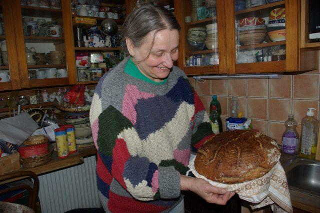 Na návštěvě u paní Jarmily Haldové
