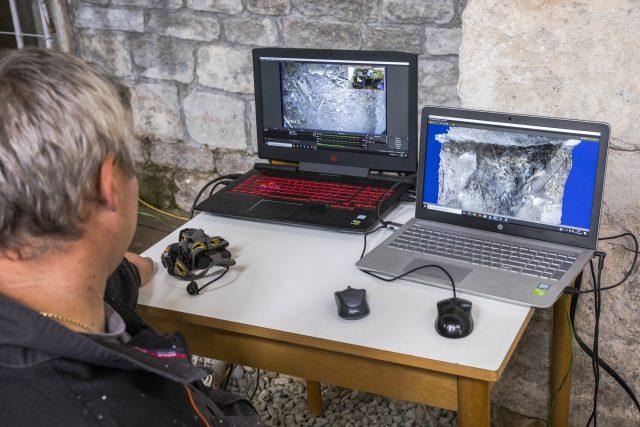 Archeologové prozkoumávali Milevský klášter. Našli část hřebu z Pravého kříže, vzácnou relikvii Ježíše Krista