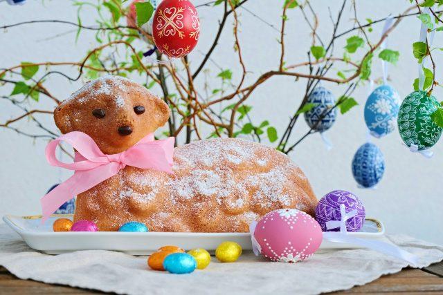 Beránek je symbolem našich Velikonoc