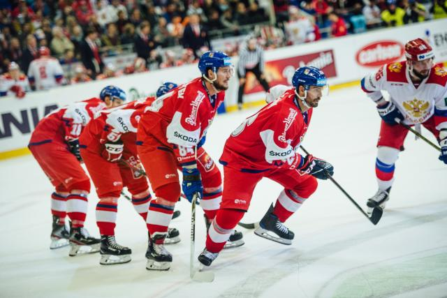 Česká hokejová reprezentace