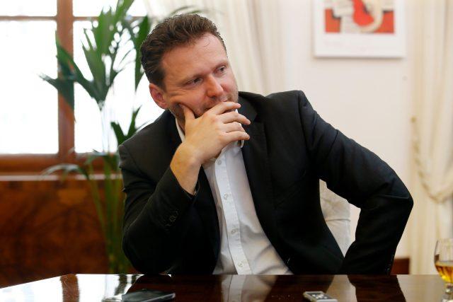 Předseda Sněmovny Vondráček (ANO)