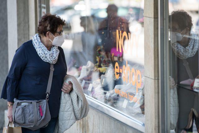 obchod, ilustrační foto